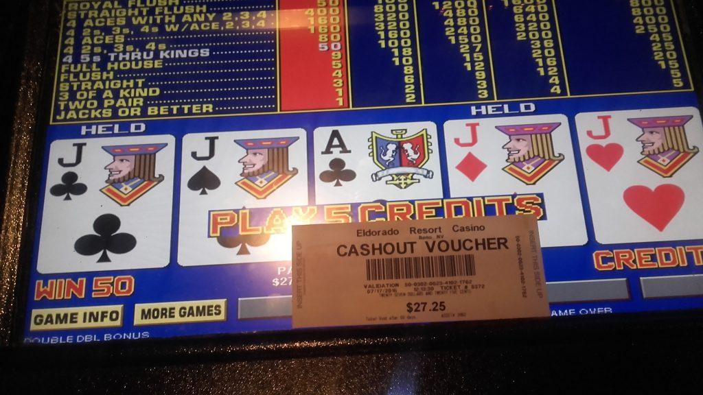Reno - poker