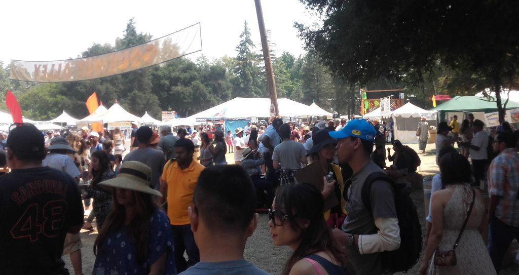 gilroy fokhagyma fesztivál