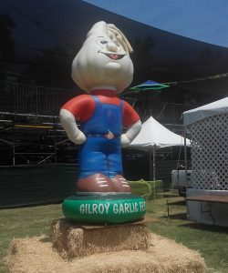 gilroy garlic